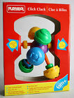 VERY RARE VINTAGE 1997 PLAYSKOOL CLICK CLACK SOUNDS 6m+ BRAND NEW MISB !