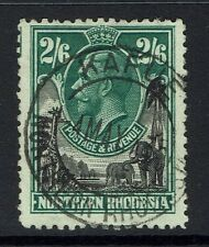 Northern Rhodesia SG# 12 - Used - 082816