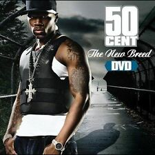 The New Breed  by... 50 cent  NEW [DVD + CD] [EP] NEW SEALED