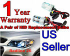 Xenon HID replacement Bulbs h1 h3 h4 h7 h11 h13 9004 9005 9006 9007 for Volvo