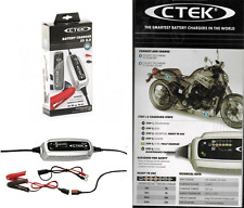CTEX XS 0.9 - 100% automatique -Charge / maintenance de batterie de 1,2 à 100Ah