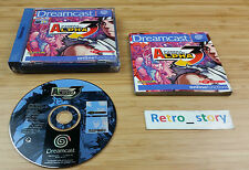 SEGA Dreamcast Street Fighter 3 Alpha PAL