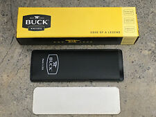 Buck EdgeTek Dual Flat Pocket Stone Knife Sharpener Diamond Coated Surface