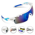 Original RIVBOS Polarized Sports Cycling Running Sunglasses Glasses Eyewear