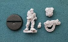 40K SPACE MARINE IMPERIAL GUARD SERVITOR FINECAST **NEW** (P6)