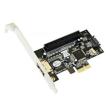PCI-e PCI Express Controller Card IDE SATA eSATA Internal External Raid Adapter