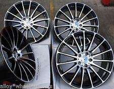 "19"" FORCE 5 BM ALLOY WHEELS FIT BMW 1 3 SERIES E36 E46 E90 E91 E92 E93 Z3 Z4 M12"