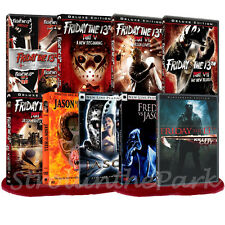 Friday the 13th Jason X DVD All 12 Movies Box Boxed Set(s) Complete Series NEW!