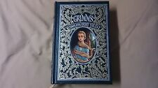 Grimm's Complete Fairy Tales Leatherbound Classics Brothers Book Folklore 1/1 HC