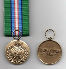 UNITED NATIONS MEDAL FOR CAMBODIA (UNTAC)
