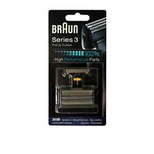 Braun 30B  Combi 30B Foil And Cutter Replacement Pack(7000/4000 Series)/GENUINE