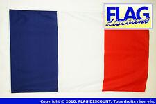 Drapeau France 90x60cm - Drapeaux français 60 x 90 cm - Neuf