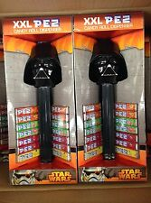 Pez Xxl Candy Rollo Dispensador De Darth Vader Star Wars Oficial Disney Extra Grande