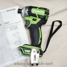 MAKITA TD148DZ TD148DZL Lime BRUSHLESS 18V IMPACT DRIVER From Japan