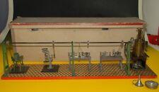 GBN / Carette Dampfmaschine mit mechanischer Werkstätte im O.K. * 1898