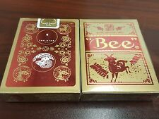 Bee Year of the Sheep Deck (Star Casino) Playing Cards New