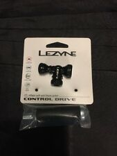 Lezyne Control Drive co2 Inflator Black Anti Freeze Jacket Presta Or Schrader