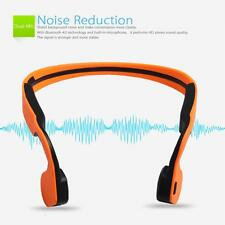 Bone Conduction Wireless Bluetooth Headset Earphone for Samsung PC Laptop T1T3