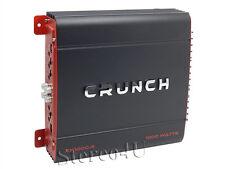 Crunch PX-1000.4 1000 Watt 4-Channel Class A/B Car Amplifier Car Audio Amp