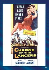 CHARGE OF THE LANCERS Region Free DVD - Sealed