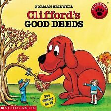 Acc, Clifford's Good Deeds, Norman Bridwell, 0590442929, Book