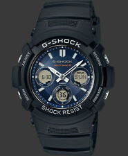 CASIO G-SHOCK AWG-M100SB-2AER Waveceptor Radio Controlled Watch SAMEDAY DISPATCH