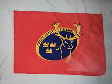 #II1.  MUNSTER   RUGBY UNION  FLAG / BANNER