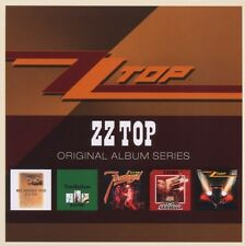"Zz top ""original album series"" 5 CD NEUF"