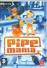 Pipe Mania  (PC CD, 2008) Brand New & Factory Sealed, US Seller and Shipper