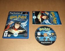 Harry Potter Y La Piedra Filosofal para Sony Playstation 2 / PS2, Pal