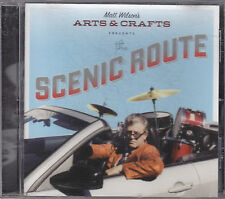 MATT WILSON'S ARTS & CRAFTS - scenic route CD