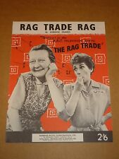 "Gordon Franks ""The Rag Trade"" TV Theme sheet music"