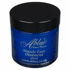 Muscle ease pommade de Abluo body rub lotion relaxant tension crème 60ml