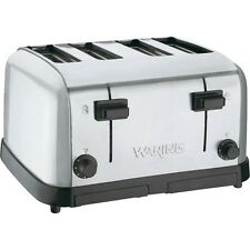 NEW RESTAURANT WARING COMMERCIAL 4-SLICE TOASTER