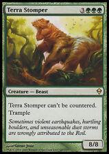 MTG TERRA STOMPER ASIAN - CALCATERRA - ZEN - MAGIC