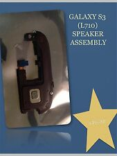 OEM SAMSUNG GALAXY S3 L710/C-SPIRE, PURPLE SPEAKER, ASSEMBLY WITH AUDIO JACK