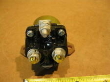 Mitsubishi U001T 12V Starter Solenoid Auxiliary Relay Switch 12 V Truck Tractor
