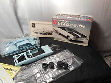 Model Kit 1969 Plymouth GTX Convertible