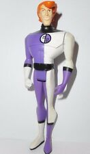 Justice league unlimited ELONGATED MAN dc universe action figures JLU JLA