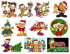 GARFIELD CHRISTMAS,  PHOTO-FRIDG MAGNETS