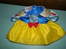 BUILD A BEAR SNOW WHITE HALLOWEEN OUTFIT! DISNEY PRINCESS