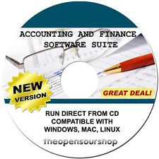 Accountancy Software Package For Finance And Business Accounting