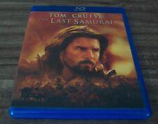 THE LAST SAMURAI Blu-ray Disc MOVIE Tom Cruise