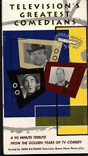 VHS Television's Greatest Comedians Golden Years Ball Skelton Hope Marx Allen
