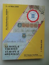 161. Briefmarken-Auktion Europa Übersee Europe Overseas Briefmarken Philatelie
