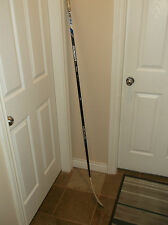 CAL FOOTE KELOWNA ROCKETS SIGNED BROKEN GAME USED STICK