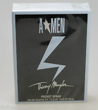 Thierry Mugler A Men 7 x 2 ml Eau de Toilette Pocket Spray (rechargeable)
