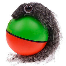 Wholesale Funny Pet Puppy Furry Weazel Rolling Ball Child Kids Dog Cat Pet Toys