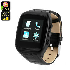 iMacwear M8 Watch Phone  Android OS IP65 1.54 Inch DualCore CP 3G Android 5.1