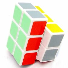 2x2x3 White Cuboid Cube Twisty Puzzle Smooth Gift